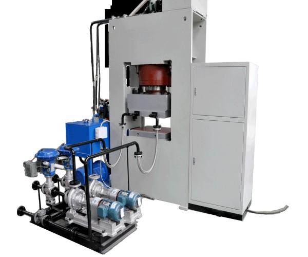 Laboratory Hot Press